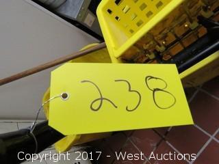(2) Mop Buckets