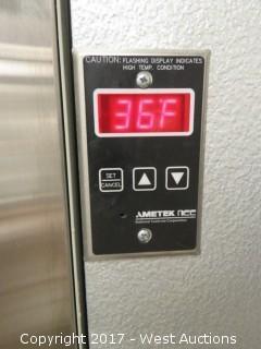 Bally 16'x15' 2-Room Walk-In Refrigerator