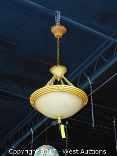 (4) Decorative Pendant Lights