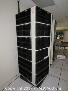 EDP Auto II Media Storage Rack