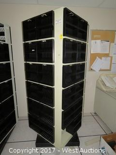 EDP Auto II Media Storage Rack
