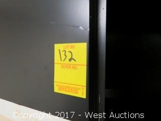 Metal Storage Cabinet 6.5' Tall