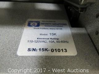 Infinity Solutions 15K Pressure Sealer