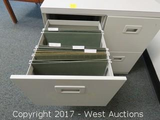 4-Drawer Steel Cabinet