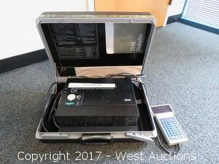 IBM 002 with Case
