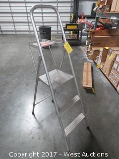 Cuprum 4' Aluminum Step Ladder