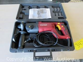 Chicago Electric 69276 Rotary Hammer with Case