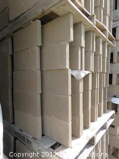 1 Pallet Masonry Block - 8x8x16 DOEBB Precision Tan Lightweight
