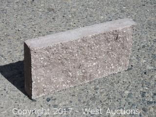 1 Pallet Masonry Block - 8x3x16 SF1S Face Shell Tan Lightweight