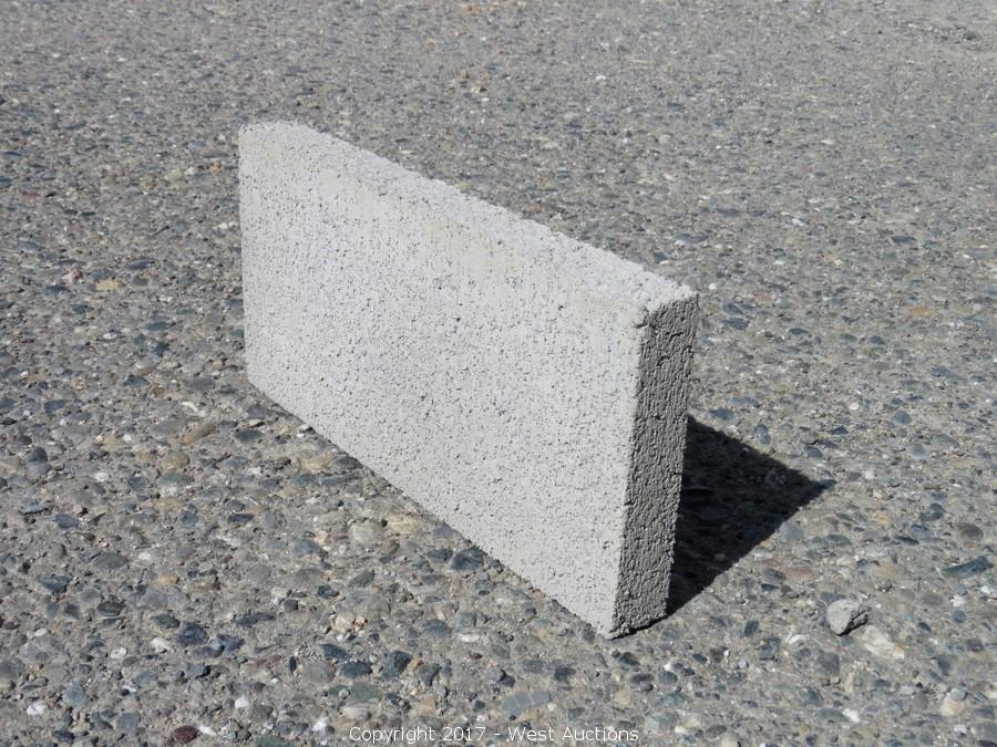 Surplus to Ongoing Operations: Pavers, Masonry Block and Garden Wall