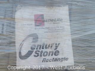 1 Pallet 60 mm Paver - Century Rectangle - Tahoe Blend