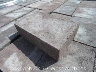 1 Pallet 60 mm Paver - Century Rectangle - Sonoma Blend