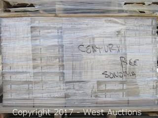 1 Pallet 60 mm Paver - Century Rectangle - Sonoma Blend