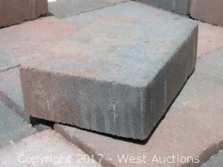1 Pallet 60 mm Paver - Century Rectangle - Napa Blend