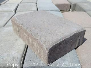 1 Pallet 60 mm Paver - Cobble Rectangle - Sonoma Blend