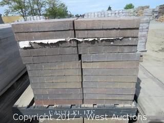 1 Pallet 50 mm Paver - MetroStone Meza/Plaza - Sonoma Blend