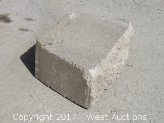 "1 Pallet 4"" Garden Wall - Tan/Brown"