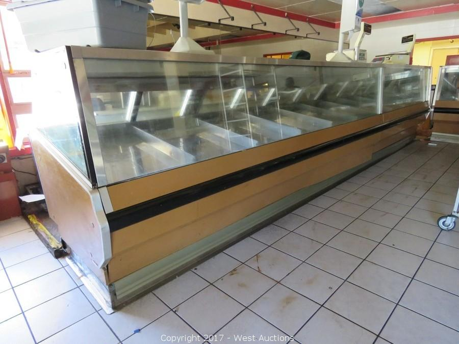 Complete Sellout of Butcher Shop