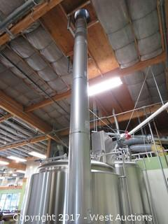 Premier Stainless Systems 10 BBL Combitank Brewhouse System