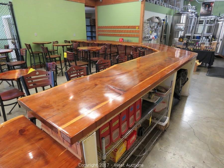 Bankruptcy Auction of Petaluma Hills Brewing Company
