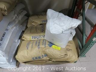 Pallet Of Approx (14) 50lb Bags Of Malt