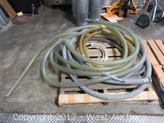 (8) Brewery Hoses