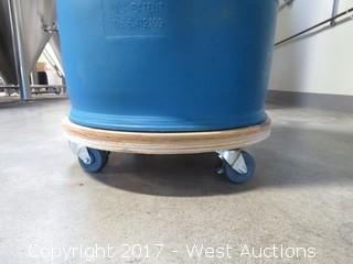 Heat Transfer Fluid, 55 Gal. Drum with Loffler Drum Pump