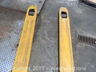 Pallet Jack - 5,500 lb. Capacity