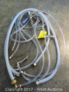 Brewery Hoses With Taprite Fitting