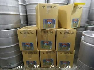(6+) Cases Of Assorted Petaluma Hills Beer