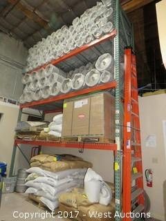 (1) Section Of Pallet Racking