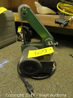 "Central Machinery Belt Sander 1"" X 30"""