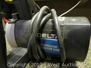 Delta Power Compound Miter Saw