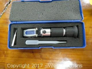 Portable Refractometer