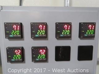 Premier Stainless Systems Temperature Control Console