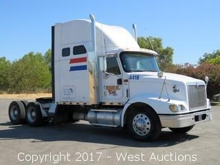 2007 International 9400i SBA Eagle 6X4 Sleeper Cab Big Rig