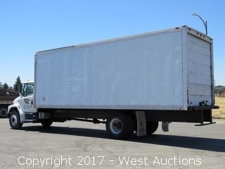 2001 Freightliner FL70 26' Box Truck