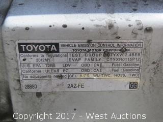 2012 Toyota Scion XB