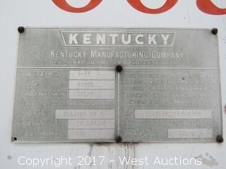 1987 Kentucky 50' Cargo Trailer