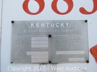 1987 Kentucky 50' Cargo Trailer
