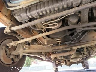 1995 Ford Econoline 350 Cargo Van
