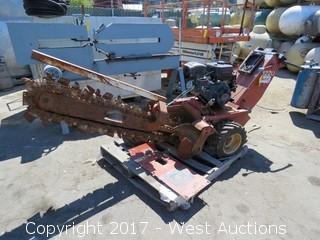Charles Machine Works 1220 4' Trencher