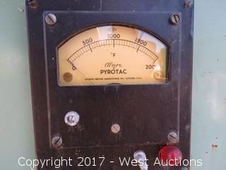 Dual 1850Y Pacific Heat Treating Equipment