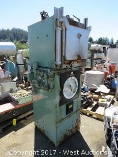 Dual 1850Y Pacific Heat Treating Equipment