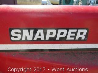 Snapper Ride Along Mower