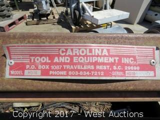 Carolina Tool and Equipment Inc. Band Saw