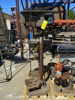 Rockwell Stand Up Drill Press