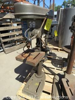 Aico 5 Speed Heavy Duty Drill Press