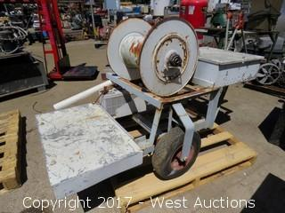 Electric Spool Cart