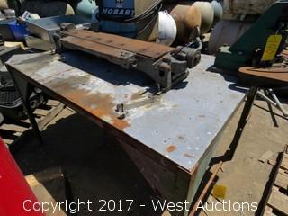 Metal Table
